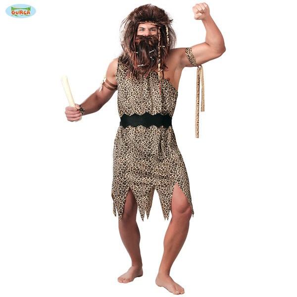 Karnevalskostüm Neandertaler Größe M-L