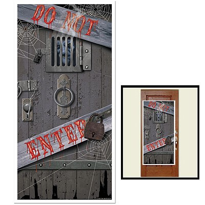 Türposter Do Not Enter