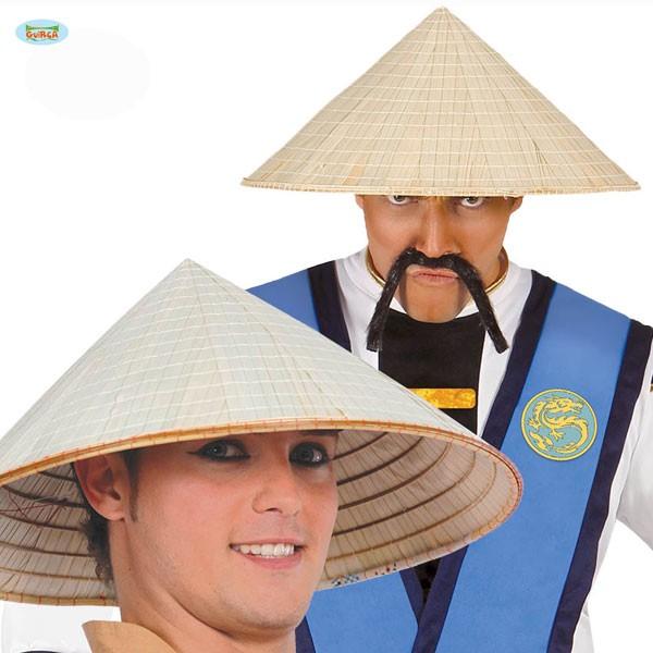 Chinesischer Strohhut China Hut