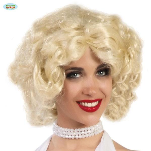 Blonde Perücke Marilyn