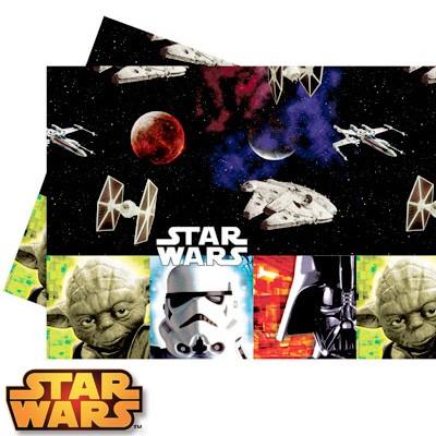 Plastiktischdecke Star Wars Yoda