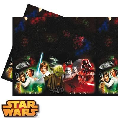 Plastiktischdecke Star Wars Heroes