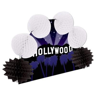Tischdeko Hollywood