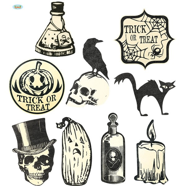 Halloween-Dekomotive Mystery