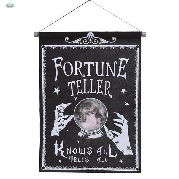 Banner Fortune Teller Wahrsager