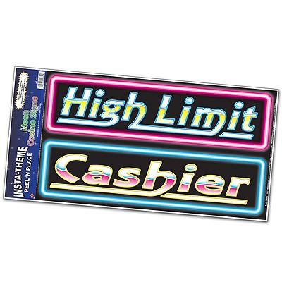 Haftbilder High Limit Cashier