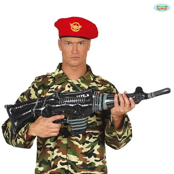 Aufblasbares Maschinengewehr 90cm