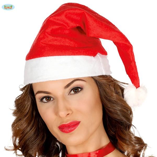 Weihnachtsmannmütze klassisch
