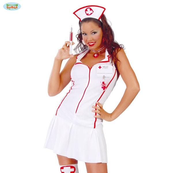 Detail Kostüm Sexy Krankenschwester M
