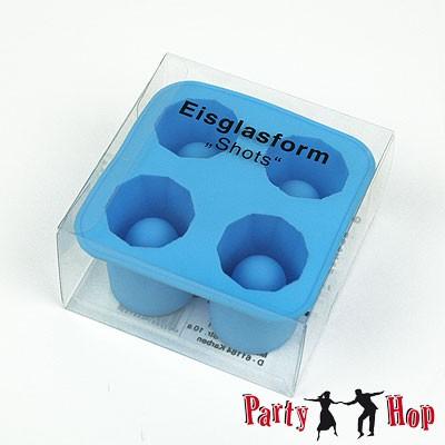 Eisglasform Eiswürfelform Shots