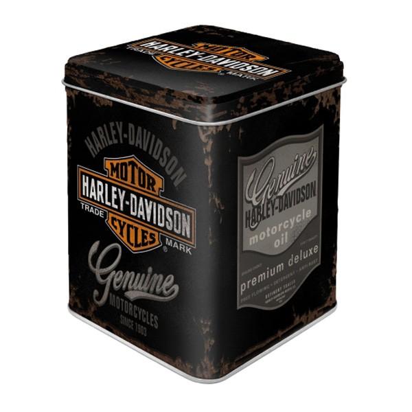 Teedose Harley Davidson Genuine