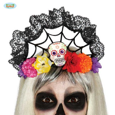 Day of the Dead Diadem
