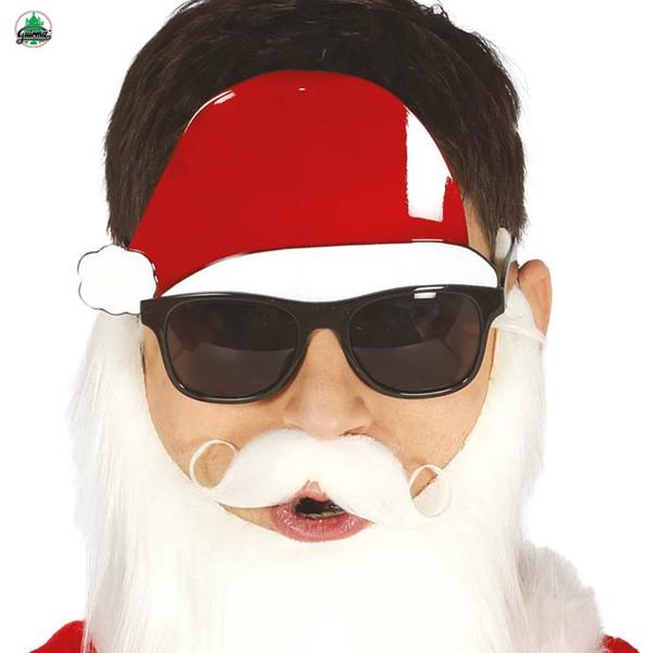 Sonnenbrille Weihnachtsmann