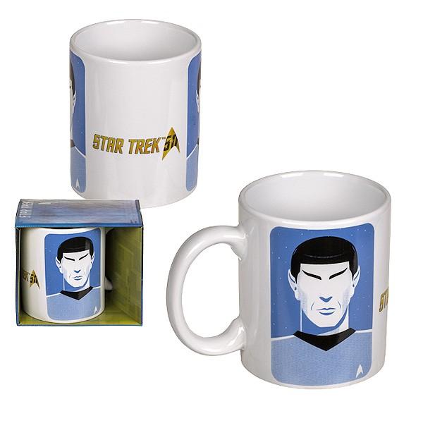 Star Trek Kaffeetasse Becher - Mr Spock