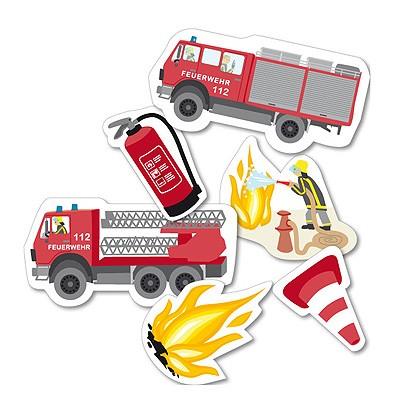 Streudeko XXL Feuerwehr