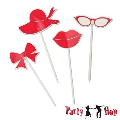 Party-Picker Lady - 12 Stück