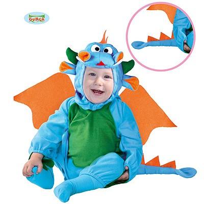 Baby Drachen Kostüm 6 12 Monate