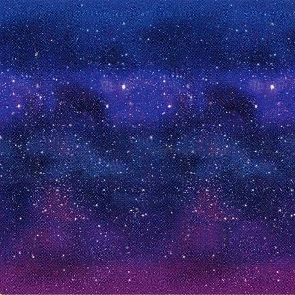 Wandverkleidung Weltraum Galaxie