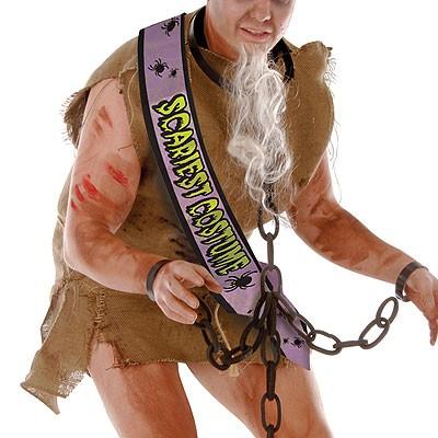 Partyschärpe Scariest Costume
