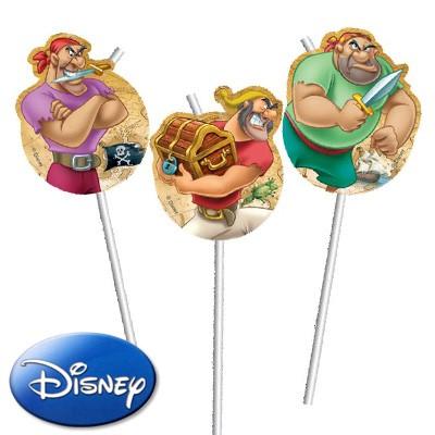 Trinkhalme Disney Piraten