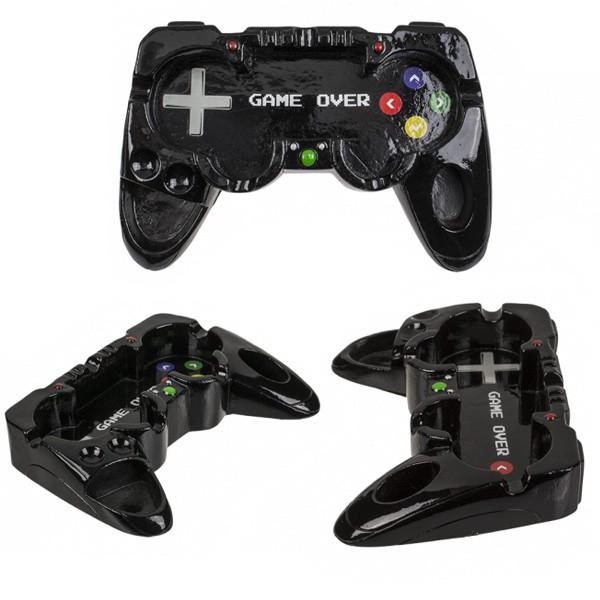 Aschenbecher Gamepad Controller