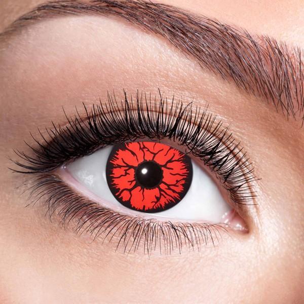 Farbige Kontaktlinsen ohne Stärke Metatron