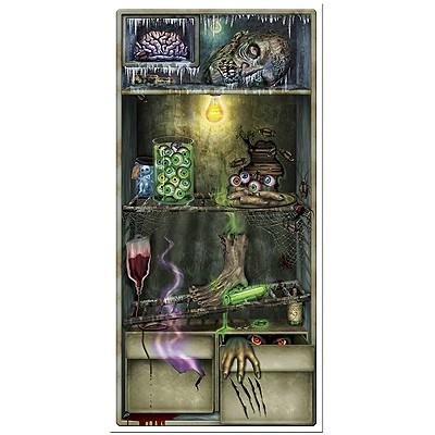Kühlschrank-Türposter Halloween