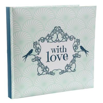 Gästebuch With Love mint