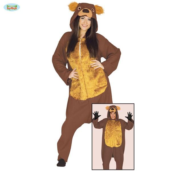 Bärenkostüm L-XL