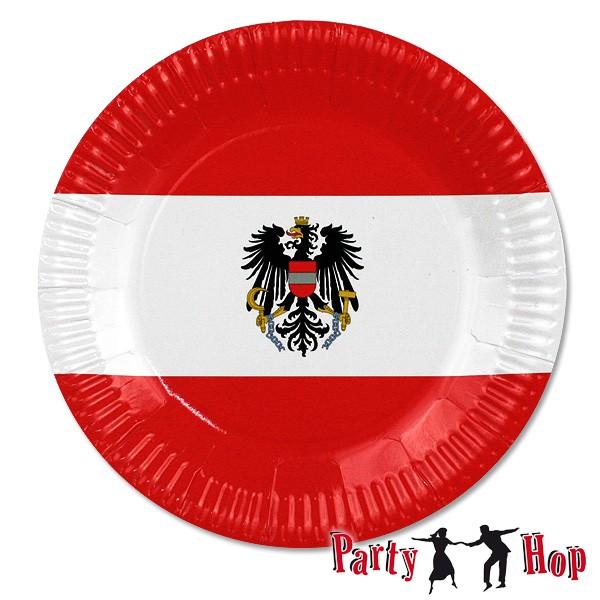 Pappteller Österreich
