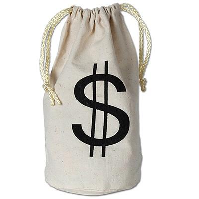 Dollar-Sack groß