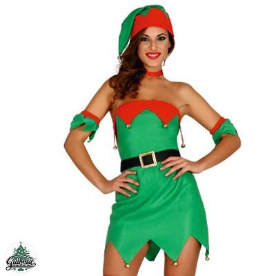Sexy Weihnachtselfe M