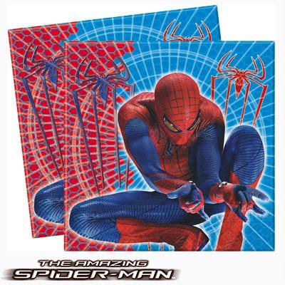 Servietten The Amazing Spiderman
