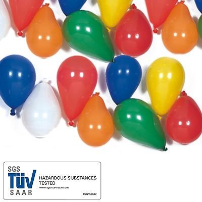 Luftballons Wasserbomben bunt