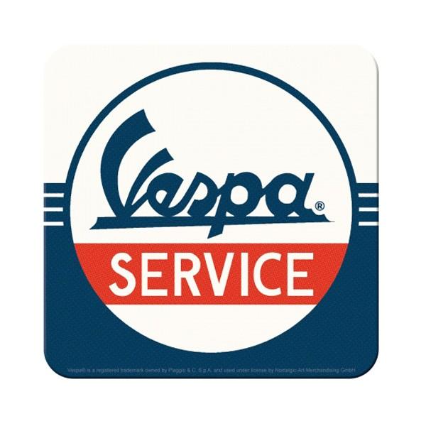 Vespa Service Untersetzer