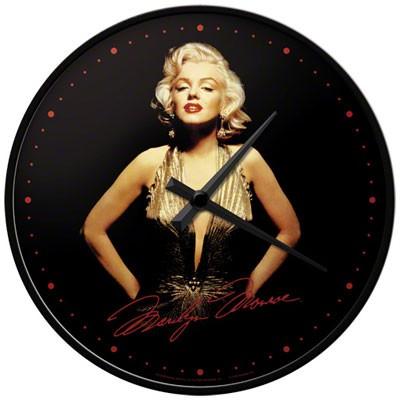 Wanduhr Marilyn Monroe