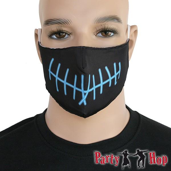 Gesichtsmaske Zugenäht