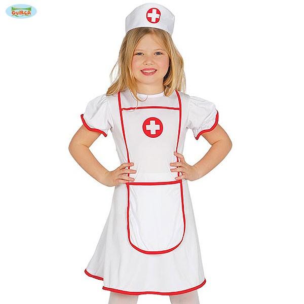 Kinder Kostum Krankenschwester Fur Madchen 10 12 Jahre Karneval