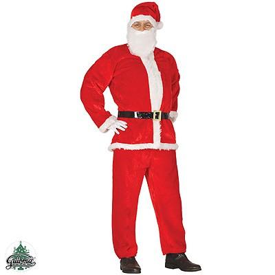 Weihnachtsmann Nikolaus Kostüm L