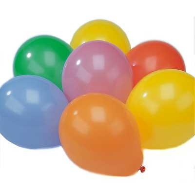 Bunte Luftballons Rainbow 10 Stück