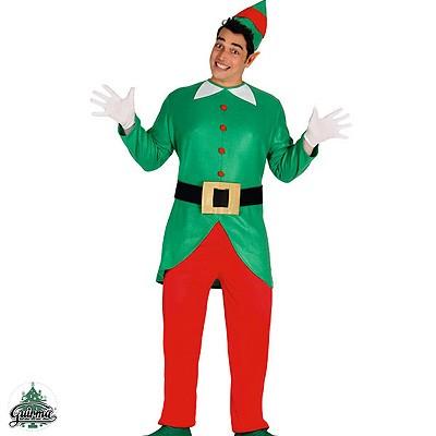 Weihnachtself Weihnachtswichtel Kostüm L