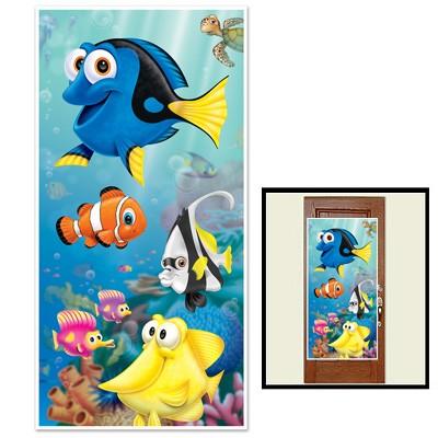 Türposter Fische Meer Unterwasserwelt