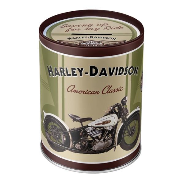Harley Davidson Spardose Knucklehead