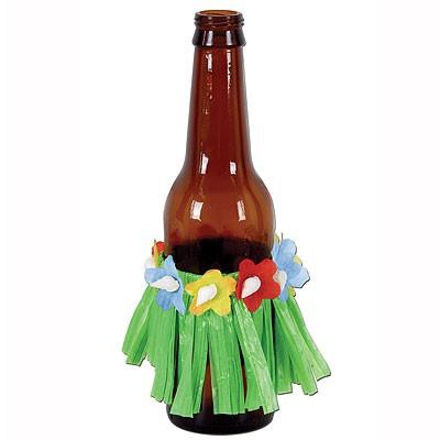 Hawaiirock für Getränkeflaschen