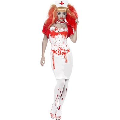 Blutige Krankenschwester Gr. S