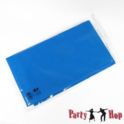 Vlies-Tischdecke blau