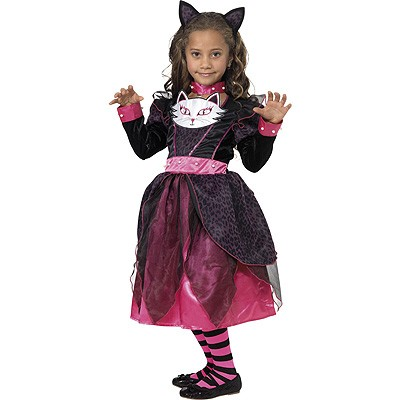 Kinder Kostum Katze Prinzessin Madchen Fasching Karneval Mottoparty