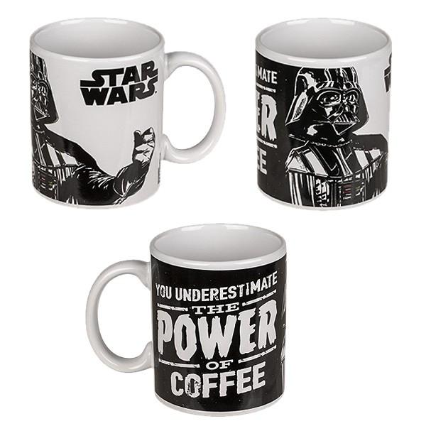 Star Wars Kaffeetasse Darth Vader