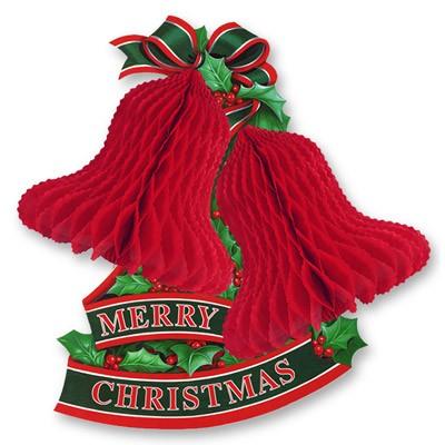 Hängedekoration Weihnachtsglocken